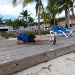 44 Front Planks