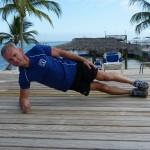 45 Side Planks